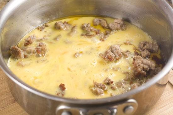 eggs for Breakfast Nachos