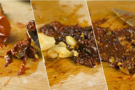 delicious flavors - Spicy Potato Tapas