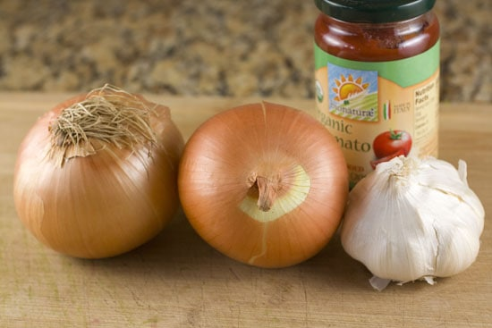 onions for Slow Cooker Chicken Provencal