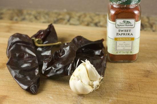 spices for Spicy Potato Tapas