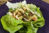Grilled Tofu wraps recipe from Macheesmo