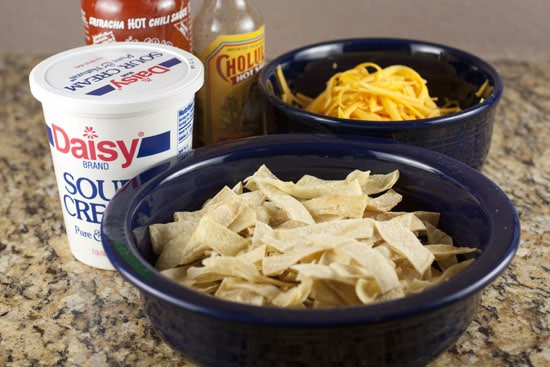toppings for Crockpot Potato Soup