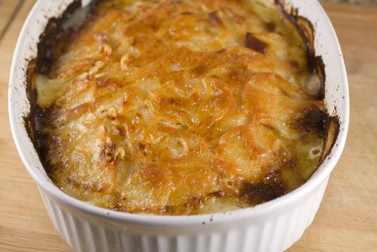 baked Root Vegetable Gratin