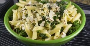 Kale Pasta recipe from Macheesmo