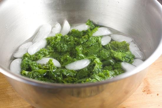 shocked Kale - Kale Pasta