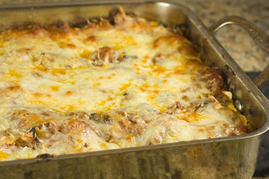baked - how to freeze lasagna