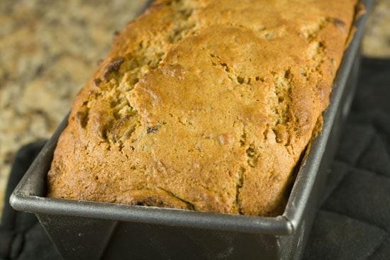 baked Sweet Date Loaf