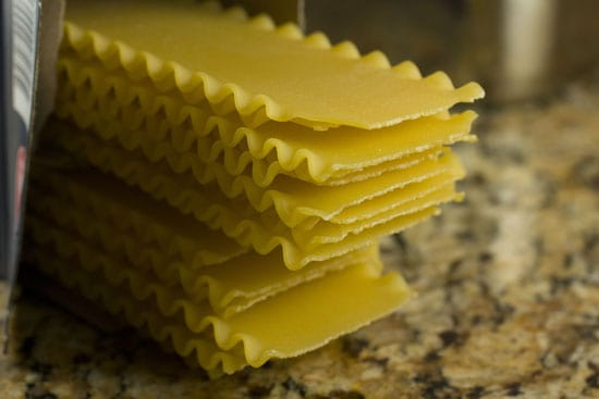 noodles - how to freeze lasagna