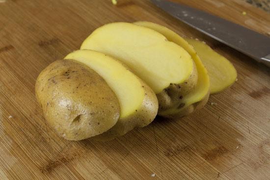 potato for Broccoli Parmesan Soup