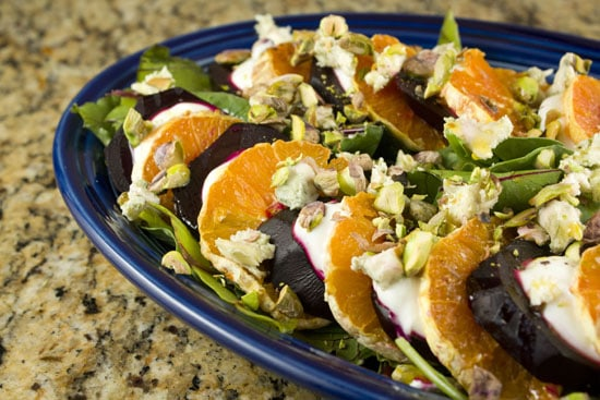 Beet and Orange Salad - Macheesmo