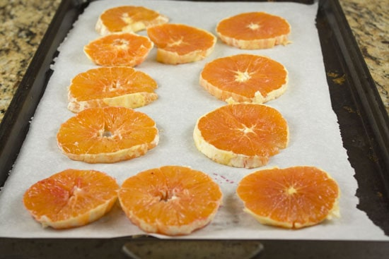 oranges for Beet and Orange Salad
