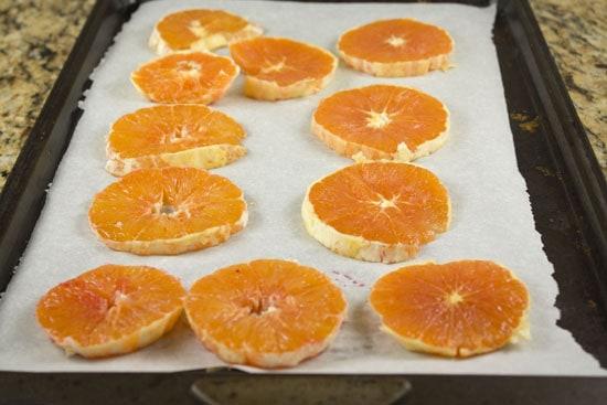 oranges for Beet and Orange Salad