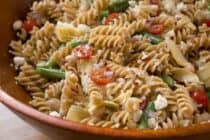 Picnic Pasta Salad from Macheesmo