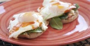Ricotta Breakfast Sandwich macheesmo.com