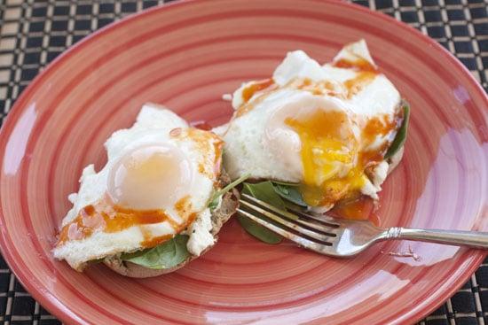 Ricotta Breakfast Sandwich recipe from Macheesmo