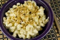 Tofu Mac and Cheese recipe from Macheesmo