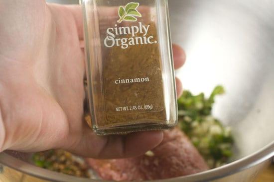 cinnamon - Turkey Lettuce Wraps
