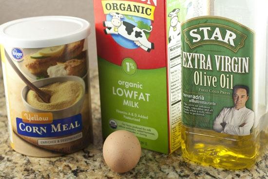 basics for Bacon Stuffed Corn Cakes