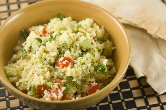 Couscous Tabbouleh recipe
