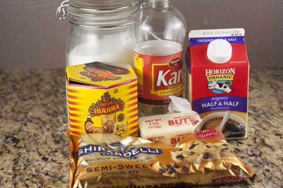 basics for Chile Fudge