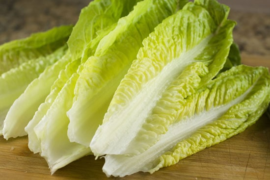 wrap - Turkey Lettuce Wraps