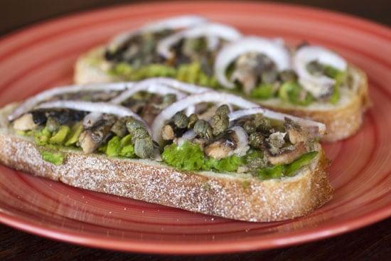 Sardine Sandwich recipe - Macheesmo