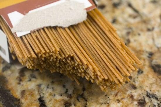 whole wheat pasta for Whole Wheat Cacio e Pepe