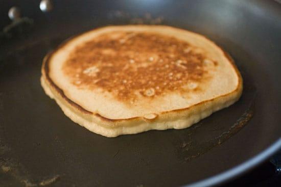 yummy Brown Banana Pancakes