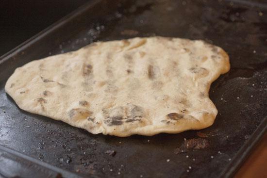 grilled for Pulled Pork Flatbreads