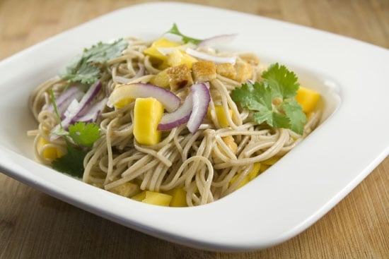 Mango Soba recipe from Macheesmo