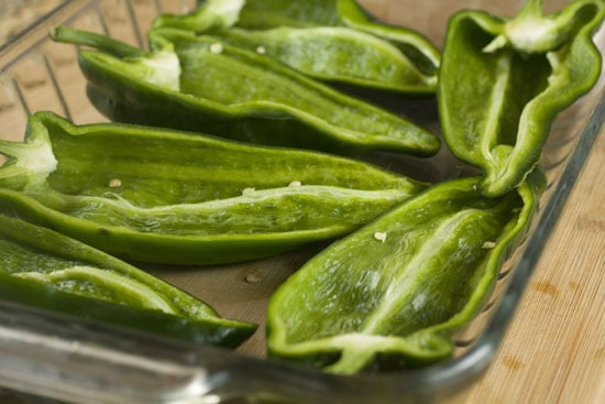 poblano peppers for Rice Stuffed Poblanos