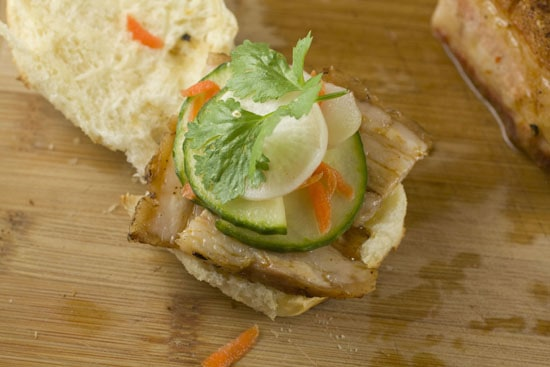 color - Pork Belly Sliders