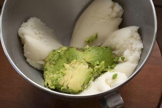 avocado - Avocado Pound Cake