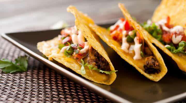 Cheesy Baked Tacos link