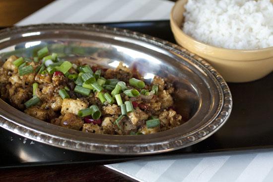 Black Pepper Tofu from Macheesmo