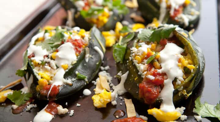 Tex Mex Breakfast Peppers link