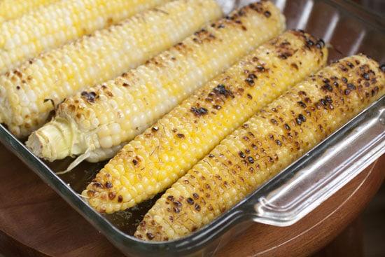nice char - Corn Omelet