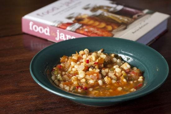 Roasted Corn Salsa recipe from Macheesmo