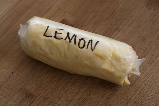 lemon - Simple Compound Butters recipes