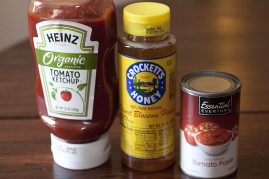 other stuff for Apricot BBQ sauce