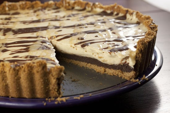Delicious! Peanut Butter Pie from Macheesmo