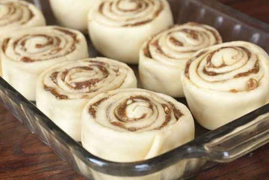 rise - Date Cinnamon Rolls