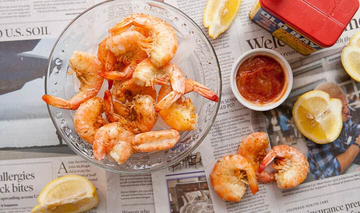how to steam shrimp perfectly link