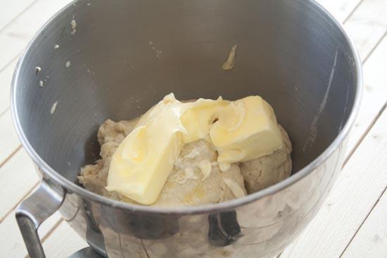 butter - Cinnamon Twists