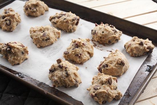 baked Energy Cookies