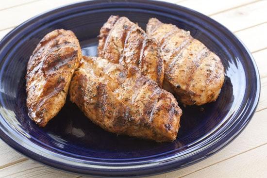 grilled - Chicken Caprese Salad