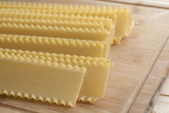 noodling - Lasagna Rolls