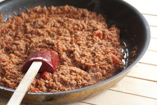 tomatoes - Lasagna Rolls