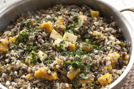 all together - Wild Rice Salad