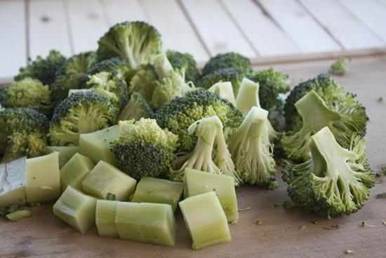choppin - Broccoli Pasta Toss